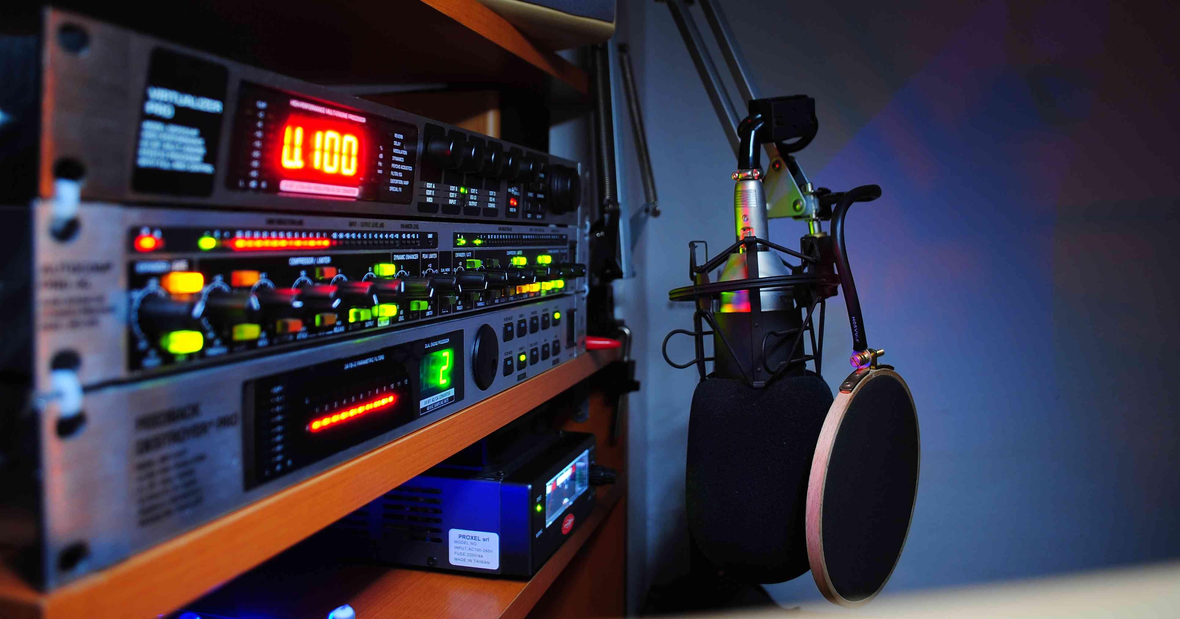 YO3IBW Hi-Fi ESSB Voodoo Audio Amateur Radio Station